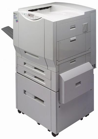 HP Laserjet 8550