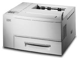 IBM Network Printer 12