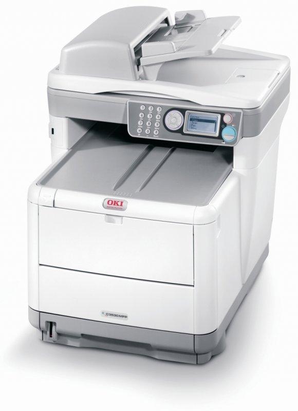 OKI C3520
