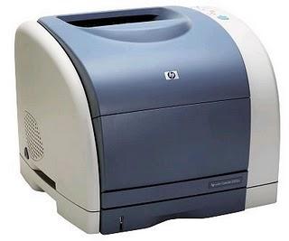 HP Laserjet 2550