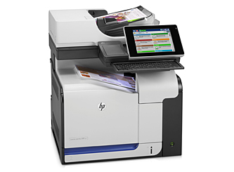 HP Laserjet Enterprise 500 Color Flow MFP M575c