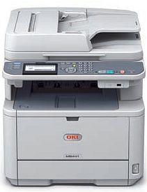 OKI MB451w