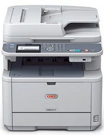 OKI MB461 MFP