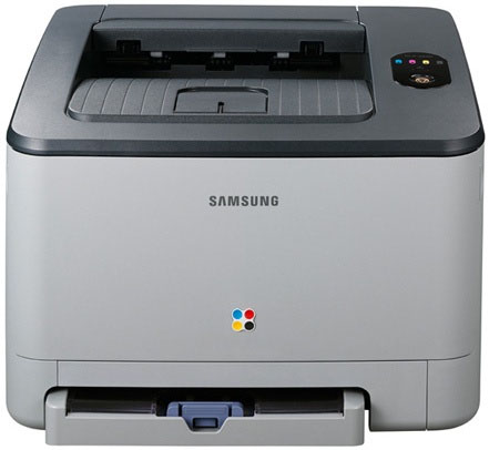 Samsung CLP350N