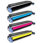 HP 645A (C9730A/1A/2A/3A) MultiPack - Compatible High Yield Toner Cartridge Set